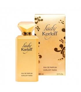 عطر زنانه کارلوف پاریس لیدی Korloff Paris Lady