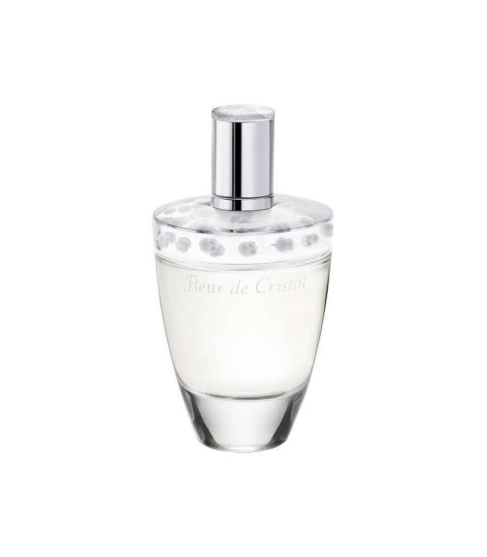 b2a74e78e عطرو ادکلن زنانه لالیک فلور د کریستال Lalique Fleur de Cristal