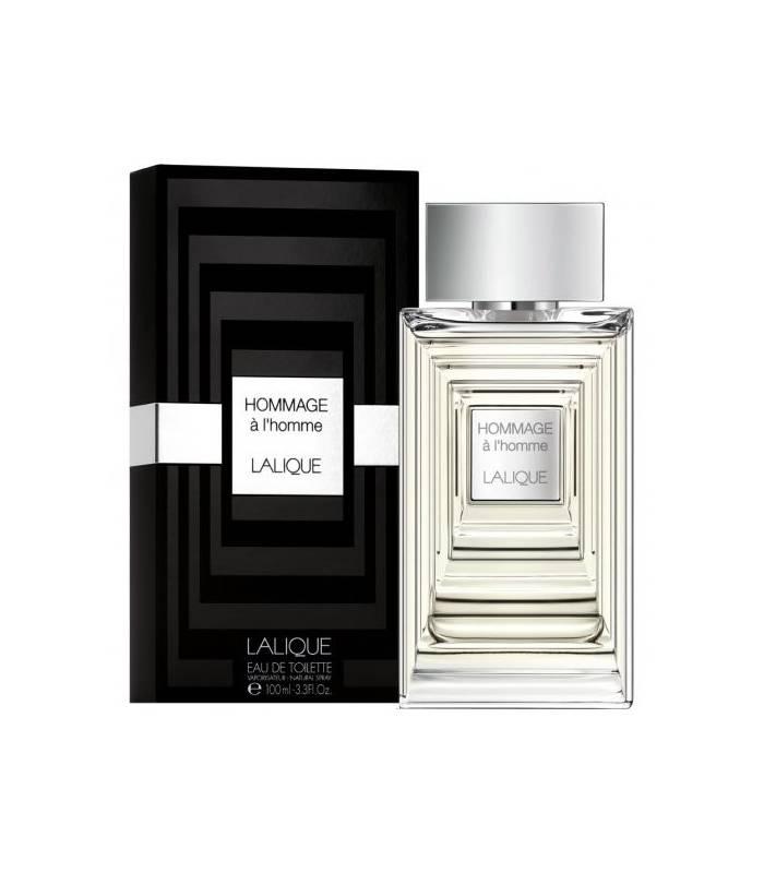 عطر مردانه لالیک هومج Lalique Hommage