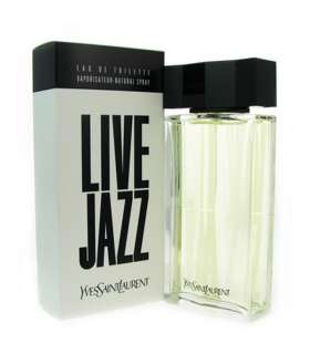 عطر و ادکلن مردانه ایو سن لوران لایو جاز ادوتویلت Yves Saint Laurent LIVE Jazz EDT for men