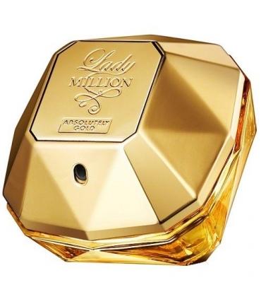 عطر و ادکلن زنانه پاکو رابان لیدی میلیون آبسولوتلی گلد ادوپرفیوم Paco Rabanne Lady Million Absolutely Gold EDP for women