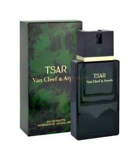 عطر مردانه ون کلیف اند آرپلز تسر 2007 Van Cleef & Arpels TSAR 2007 for men