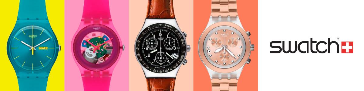 سواچ (Swatch) یک کمپانی ساخت ساعت سوئیسی است